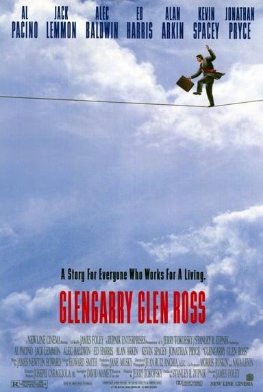 Glengarry Glen Ross Movie
