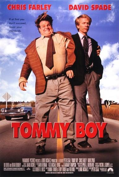 Tommy Boy Movie